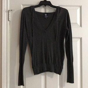 AE hooded sweater